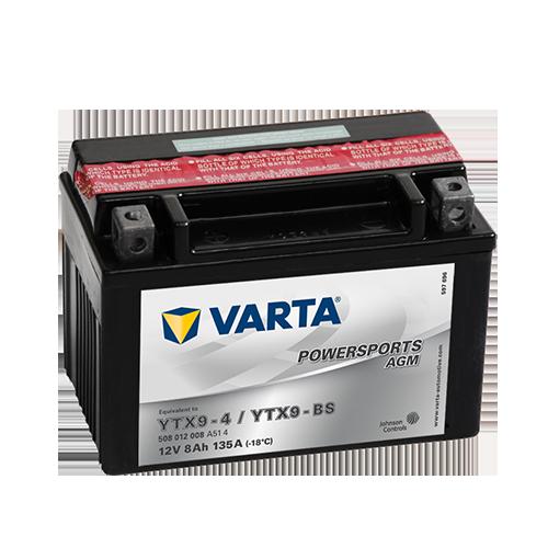 VARTA Powersports AGM
